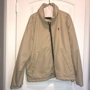 Polo Ralph Lauren Fleece Lined Coat